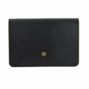 forme Hand wallet FULL Liscio black
