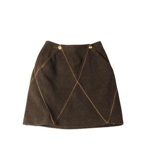 Truffle Skirt - Brownie / Theobromacacao