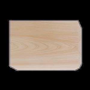 四万十ヒノキまな板(水切りタイプ)