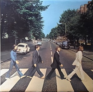 【LP】BEATLES/Abbey Road