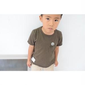 Simva Kids 504-0004 W-Pocket Crew S/S