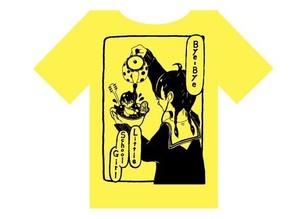【Bacon】Bye-Bye little school girl Tシャツ