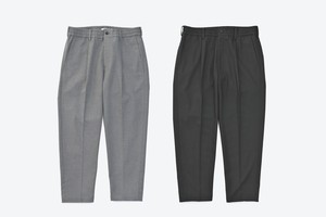 VICTIM:ANKLE EASY SLACKS / GRAY/BLACK  VTM-20-P-105