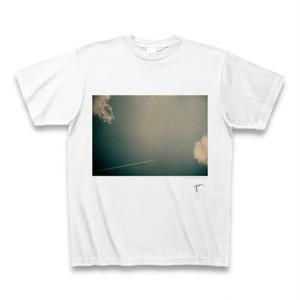 photo t-shirt 2 【sky】