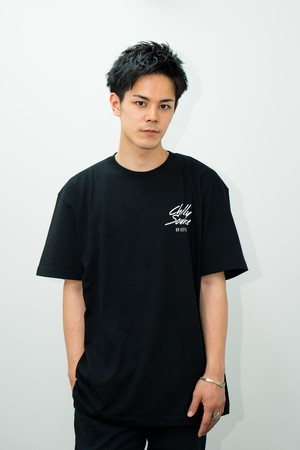 Chilly Source Logo Tee 【Black】