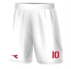 2019年U15公式戦用ユニフォームパンツ(白) U15会員対象