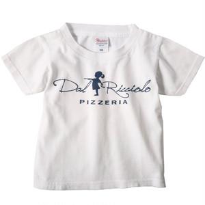Dal Ricciolo kidsTシャツ