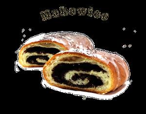 ケシの実ケーキL /Makowiec L