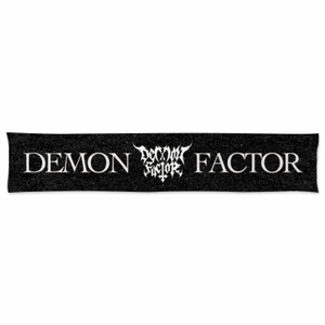 DEMON FACTORタオル