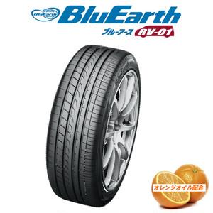 ヨコハマタイヤ BluEarth RV-01【215/60R17】