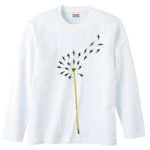 [ロングスリーブTシャツ] Dancing Spring