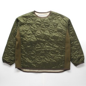 White Mountaineering QUILTED PULLOVER