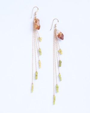 Albarracin / Citrine-Green coral