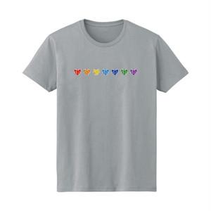 ブリーフTシャツ|グレー
