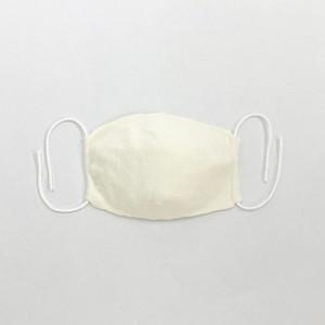 【立体ニット綿マスク】フィルターポケット無し