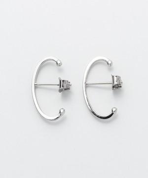 Ear Cuff Style Narrow Pierce