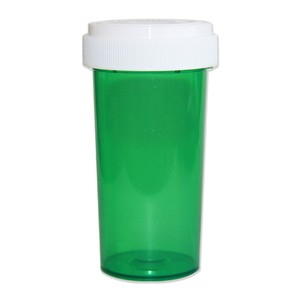 Pill CASE 1pack 【Large / GREEN】