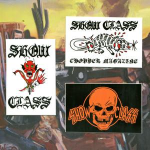 Show Class sticker pack #4