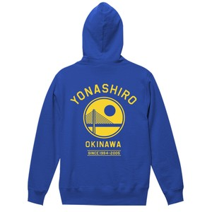 YONASHIRO TOWN PULL OVER PARKA