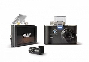 BMW純正ドライブレコーダー日本語対応(弊社限定サービスBMW社発行取付説明書付属)