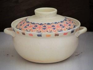 カラフル土鍋⑤