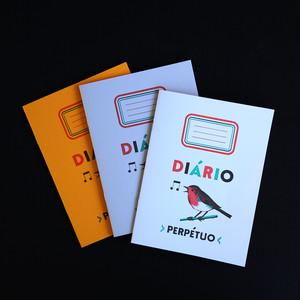 Serrote Notebook - Diário Perpétuo