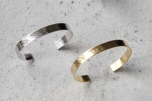 Cymbal bangle ⅰ【K18G】