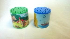 モーモー缶、カモメ缶セット