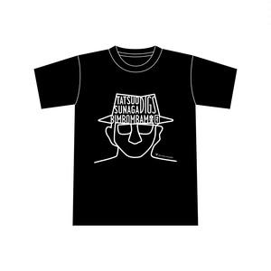 アナログジャケットTシャツ
