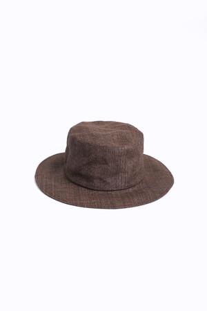 Hat / KIJIMA TAKAYUKI / No: 161346 / Brown