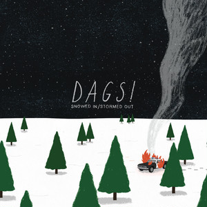 "[TLLT-0108] DAGS! - "" Snowed In / Stormed Out ""  [12 Inch Vinyl ]"