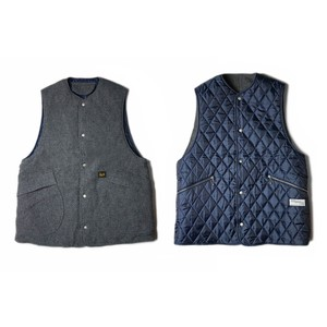 "UNRIVALED ""RV-VEST"" GRAY"