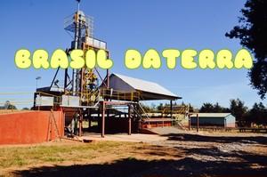 BRASIL【DATERRA natural】-french-  100g