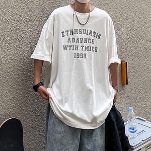 レタリングルーズTシャツ BL8431