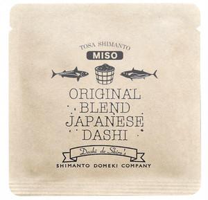 【地域生産】オリジナル出汁ドリップ (味噌)