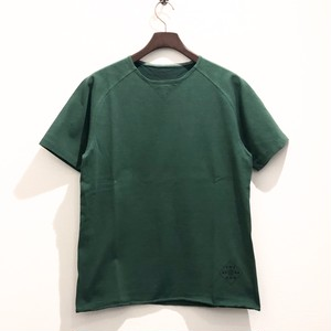 HEAVEY DUTY RAGLAN T-S (GREEN) / GERUGA