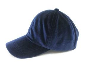 VELOUR CAP