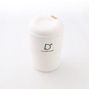 I'm coffee stand ロゴ タンブラー(ベージュ)
