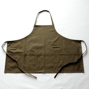 work apron [khaki]