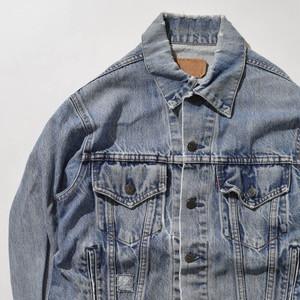 【Lサイズ】LEVIS リーバイス DENIM JACKET デニムジャケット INDIGO インディゴ 400610190916