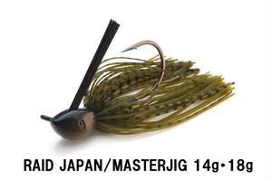 RAID JAPAN / マスタージグ 14g・18g