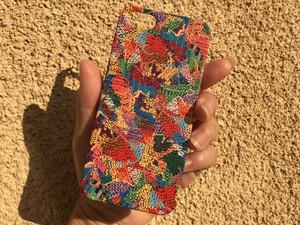 Cross stitch Smartphone case