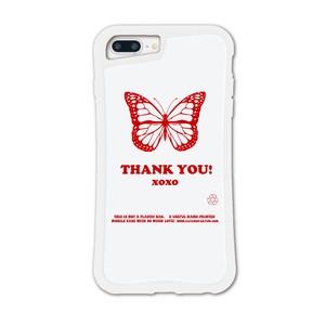 【WAYLLY × Cat & Parfum】Collaboration Thank you iPhone Case