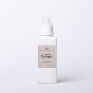 600ml】無香料 洗濯用洗剤/Landry Detergent ▶Fragrance FREE <綿、麻、合成繊維用>