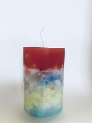 pillar candle M_c