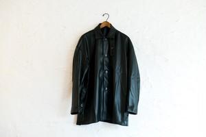 SHINYAKOZUKA フェイクレザーシャツジャケット