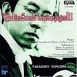 HTCA-5007 Takahiro sonoda Young Years 3(Piano/Max Reger ・ Robert Schuman ・ Franz Liszt /CD)