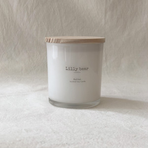 RED FRUIT/Classic soy candle