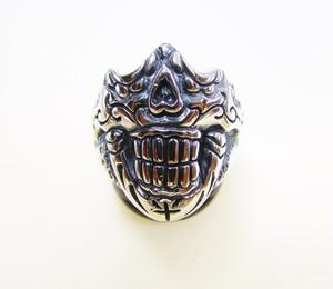 Protector Skull Ring(Silver925)