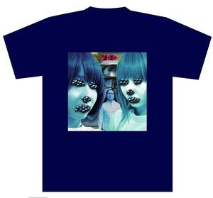Tシャツ(対バンロックTシャツ Vol.7)Sサイズ